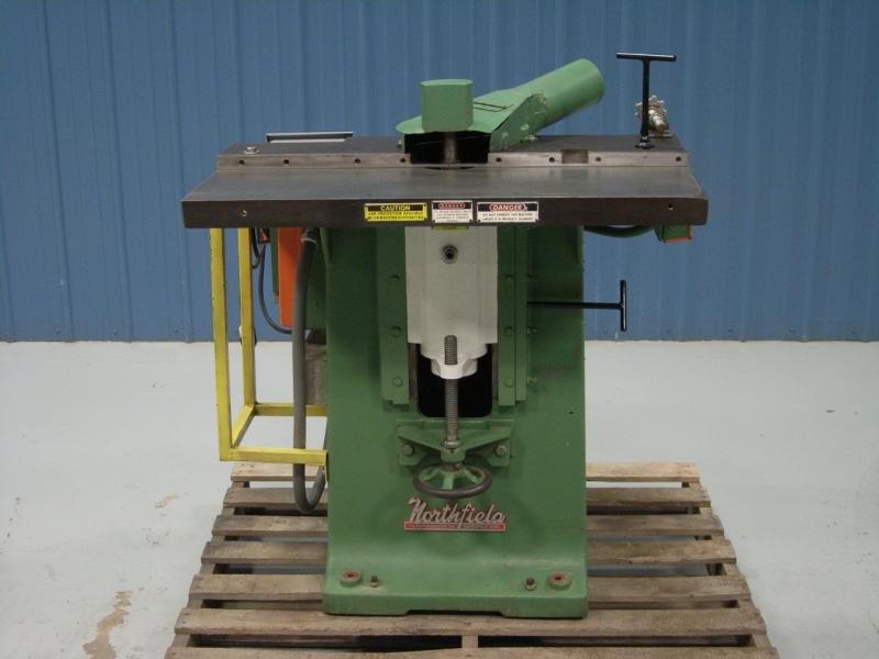Used Northfield Model SP Shaper