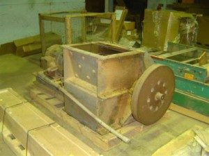 second hand woodworking machinery