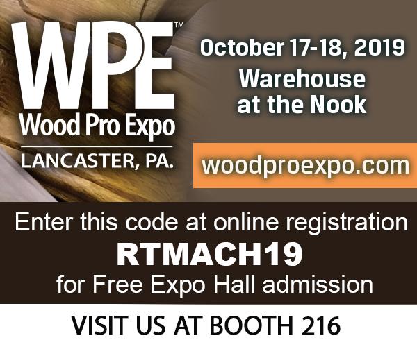 Wood Pro Expo 2019